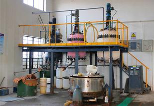 亚泰化工工厂环境(二)