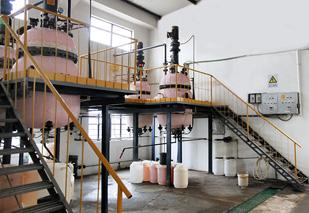 亚泰化工工厂环境(四)