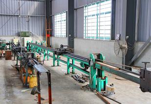 亚泰化工工厂环境(五)